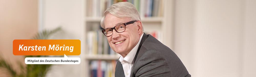 Karsten Möhring, MdB